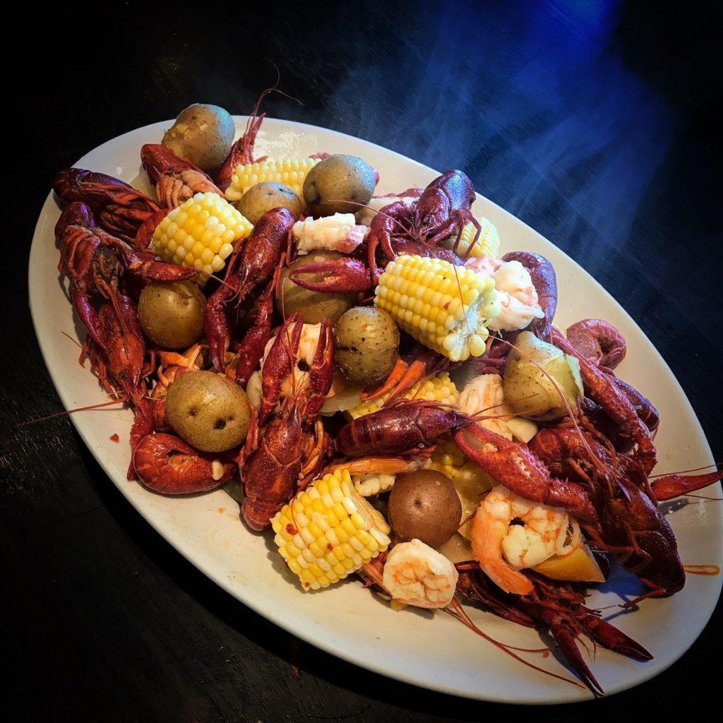 Seafood Entree - Saskatoon Catering from Biggar Bites